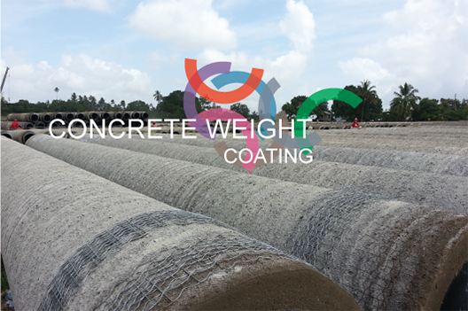 Concrete Weight Coating #2016