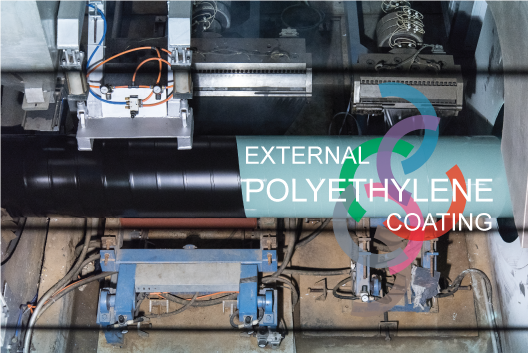 External Polyethylene Coating #2016